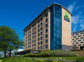 Holiday Inn Express Leeds City Centre, hotel in Leeds