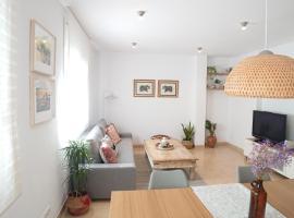 Sitges bonito y tranquilo cerca de playa y centro, apartment in Sitges