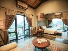 Le Clos Du Fil, hotel in Ninh Binh