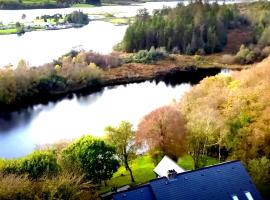 Coill Maher Lake House, country house in Ballyshannon