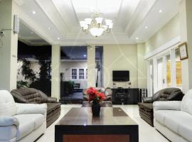 Wisma Halim Villas & Conference, hotel in Cianjur