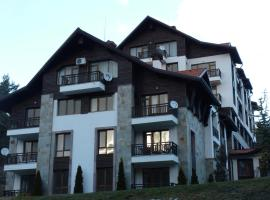 PM Services Semiramida Apartments, hotel in Borovets