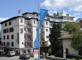 Hotel Bären, hotel a Sankt Moritz