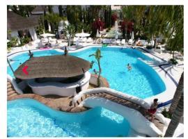 Apartamento EN HOTEL SUITES ALBAYCIN DEL MAR