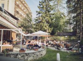 Kurhaus Lenzerheide, Hotel in der Nähe von: Skilift Eggli, Lenzerheide/Lai