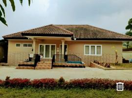 Villa nusantara, pet-friendly hotel in Bogor