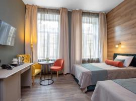 Holiday Inn Express - St. Petersburg - Sadovaya, hotell Peterburis