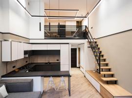 Duke Apartments, апартаменти в Одесі