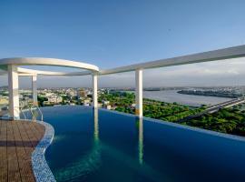 Arita Rivera Hotel, luxury hotel in Da Nang