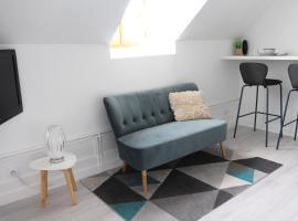 Studio plein coeur d'Auxerre climatisé