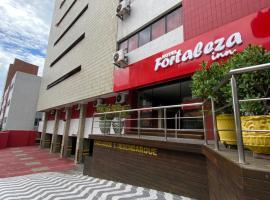 Hotel Fortaleza Inn, hotel near Mucuripe Fish Market, Fortaleza