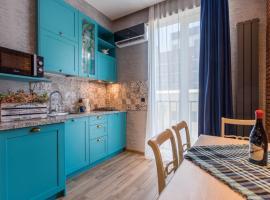 Twins Apartment Belinski 8, hotel near Tbilisi Concert Hall, Tbilisi City