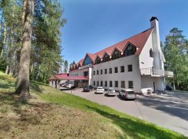 Парк - отель Яккимма