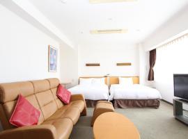 Best Western Yamagata-airport, hotel in Higashine