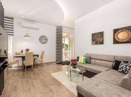 Quiet Center Apartments, budget hotel in Rijeka