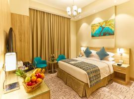 Rose Plaza Hotel Al Barsha, hotel near Aquaventure Waterpark, Dubai