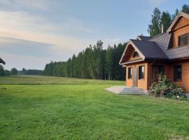 Ciche Podlasie, pet-friendly hotel in Siemianówka