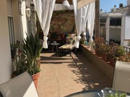 Sweet Atic, apartment in Sitges