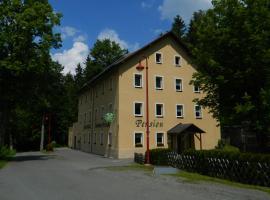 Pension & Gaststätte Sommerfrische, Hotel in Ehrenfriedersdorf