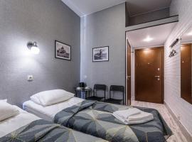 Apartments Platforma 9 3/4, апартаменты/квартира в Санкт-Петербурге