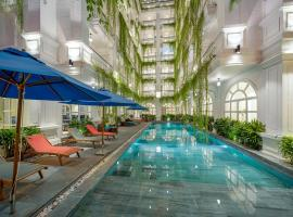 Hoi An Blue Sky Boutique Hotel & Spa, hotel in Hoi An