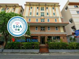 Salin Home Hotel Ramkhamhaeng, boutique hotel in Bangkok