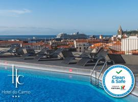 Hotel do Carmo, hotel no Funchal