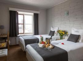 Groeneveld, хотел в Остенде