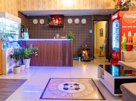 Aqua Long Son Hotel Phu Tho Stadium, hotel near Giac Lam Pagoda, Ho Chi Minh City