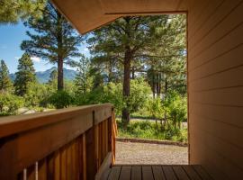 Pagosa Peak Retreat, pet-friendly hotel in Pagosa Springs