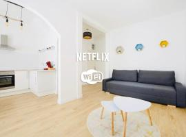 Le Petit Martégal appartement spacieux en Centre ville et proche de la plage
