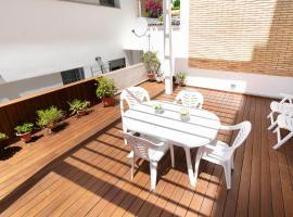 Sitges Ca la Nuri apartment, apartment in Sitges