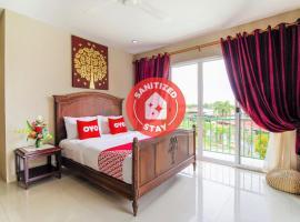 OYO 1021 Chang Chang Mansion, hotel in Bang Sare
