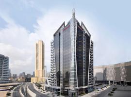 Mövenpick Hotel Apartments Downtown Dubai، فندق بالقرب من دبي مول، دبي