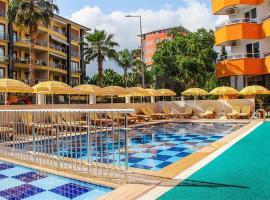 yamanlife hotel, מלון באלאניה