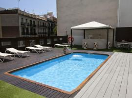 Hotel Concordia Barcelona, hotel in Barcelona