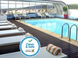 Hotel Mercure Lisboa, hotel em Lisboa