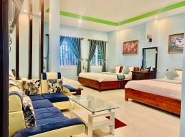 Anh Vu Hotel & Restaurant Phu Quoc, hotel in Phú Quốc