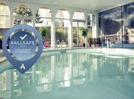 Mercure Paris Velizy, отель в городе Велизи-Вилакубле, рядом находится Версальский дворец