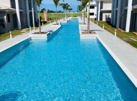 Ap. Alto padrão em Arraial D'Ajuda (BA), hotel in Arraial d'Ajuda