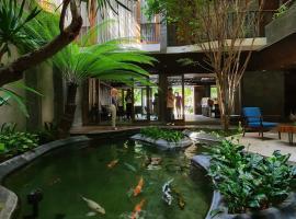 Minh Boutique, family hotel in Da Nang