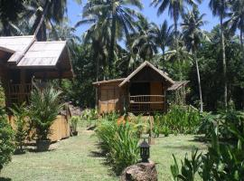 Kuba Bungalows, hotel in Ko Kood