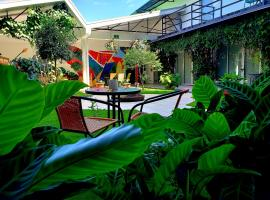 Cando Living Apartments in Central Avenue, serviced apartment in San José