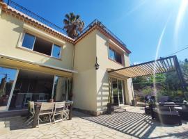 Superbe Villa Cannes avec terrasse panoramique