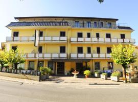 HOTEL IL CORALLO, hotel in Fiuggi