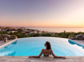Villa dei Lecci - 5 Luxury villas with private pool or jacuzzi, hotel near San Francesco Beach, Ischia