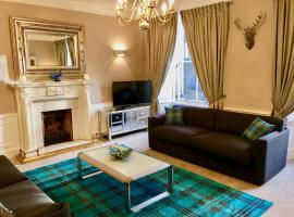 Escape to Edinburgh @ Abercromby Place