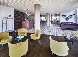 Golden Tulip Bordeaux Euratlantique, hotel in Bordeaux