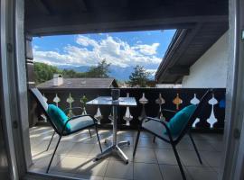 Ferienhaus Alpenjuwel, hotel near Burgruine Werdenfels, Garmisch-Partenkirchen