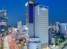 Toyoko Inn Seoul Dongdaemun II, hotel near Dongdaemun Market, Seoul